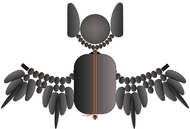 netopyr telo