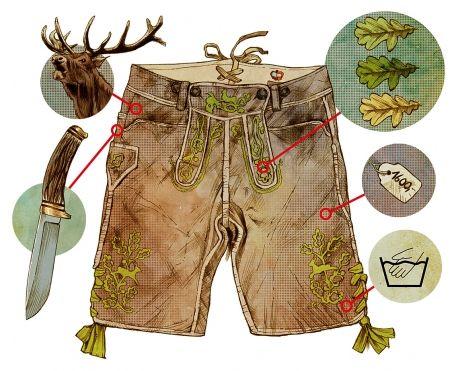 Was eine typische Lederhose ausmacht? http://www.fromaustria.com/blog/was-eine-lederhose-ausmacht/