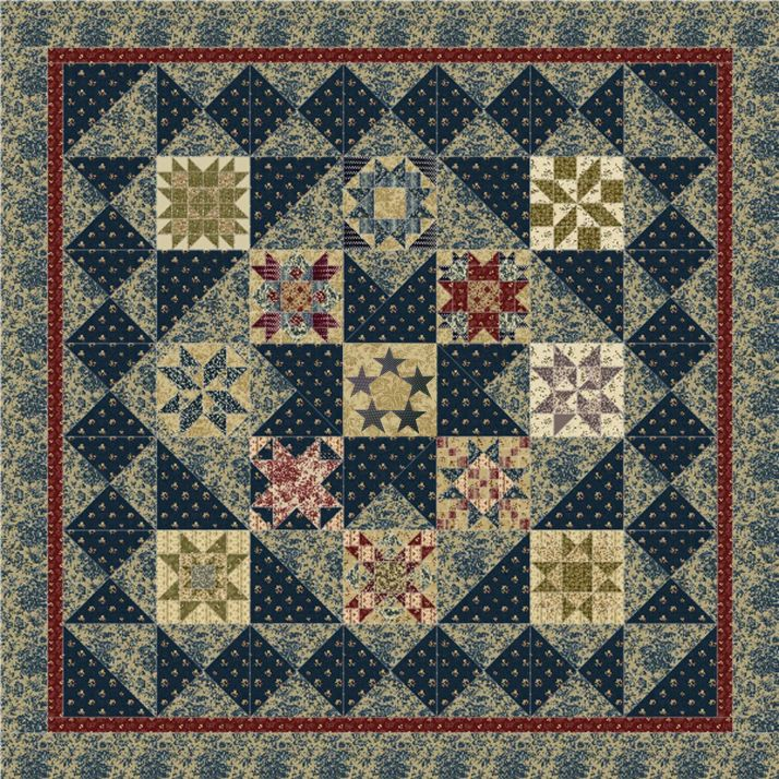 General Wives Quilt