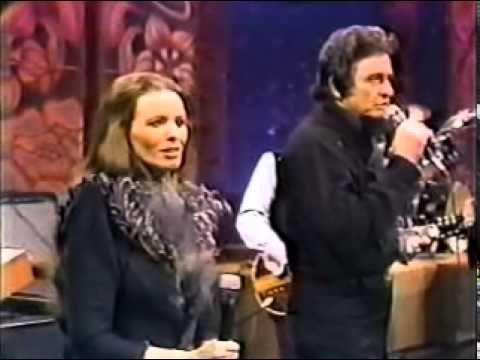 Jackson - Johnny Cash & June Carter Cash..  Jackson Tennessee Sarah and Katrina. lol