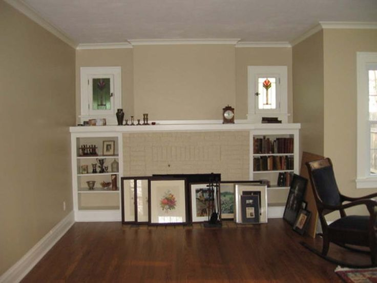 Interior Paint Colors 2012 Neutral Walls White Trim 2nd Color Ceiling