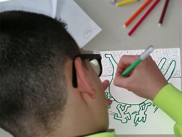 Arte alla Montalcini: Acrobazie cromatiche
