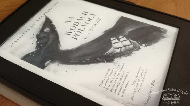 #review http://magicznyswiatksiazki.pl/na-wodach-polnocy-ian-mcguire/