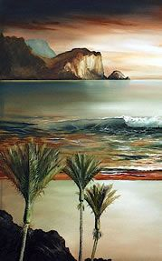 Brian C. Strong - Artist | contemporary new zealand landscapes