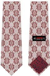 Cravatte en broderie kogin / Kogin embroidered necktie