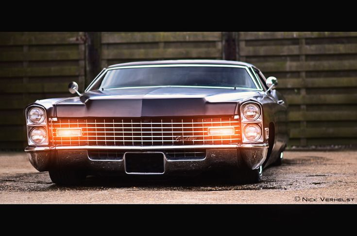 Bagged 1967 Cadillac DeVille
