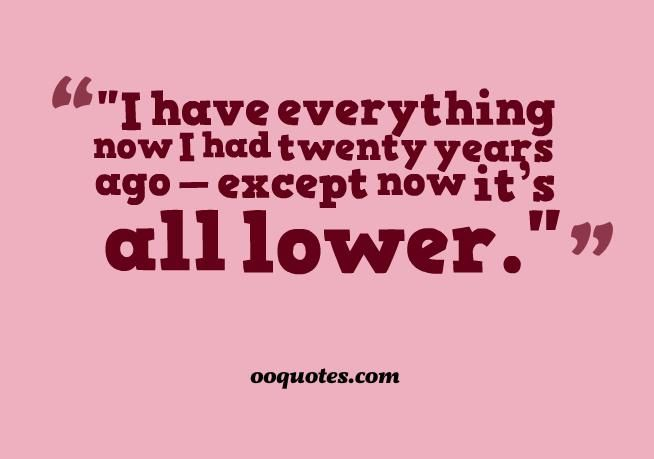 30 funny 50th birthday quotes