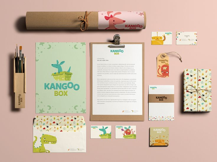 Kangoo Box on Behance