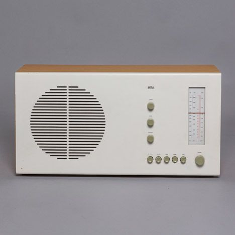 Dieter Rams Less but Better exhibition in Paris.