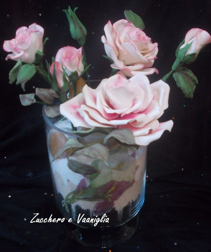 Vaso rose PDZ