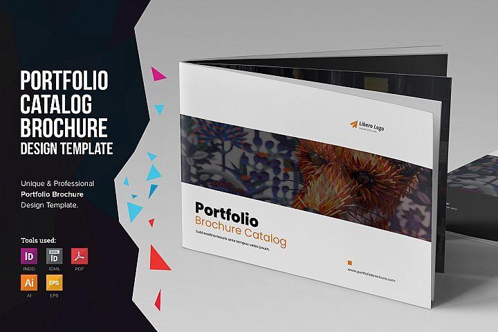 Company Profile Brochure Design V1 Brochure Design Portfolio Brochures Brochure Design Template