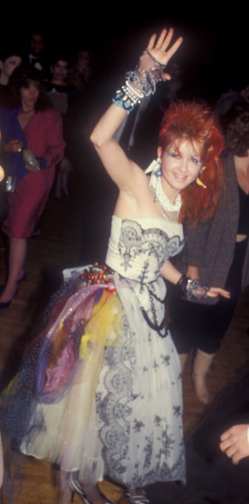 Cindy Lauper, 1984 American Music Awards