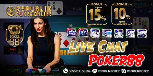 Pin On Republik Poker