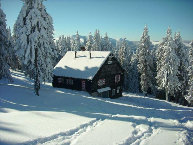 Cabane de munte: Cabana Prejba (1.630 m), Muntii Lotrului