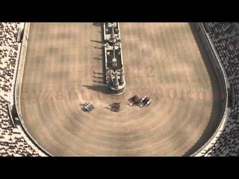 Chariot Race at the Hippodrome - YouTube
