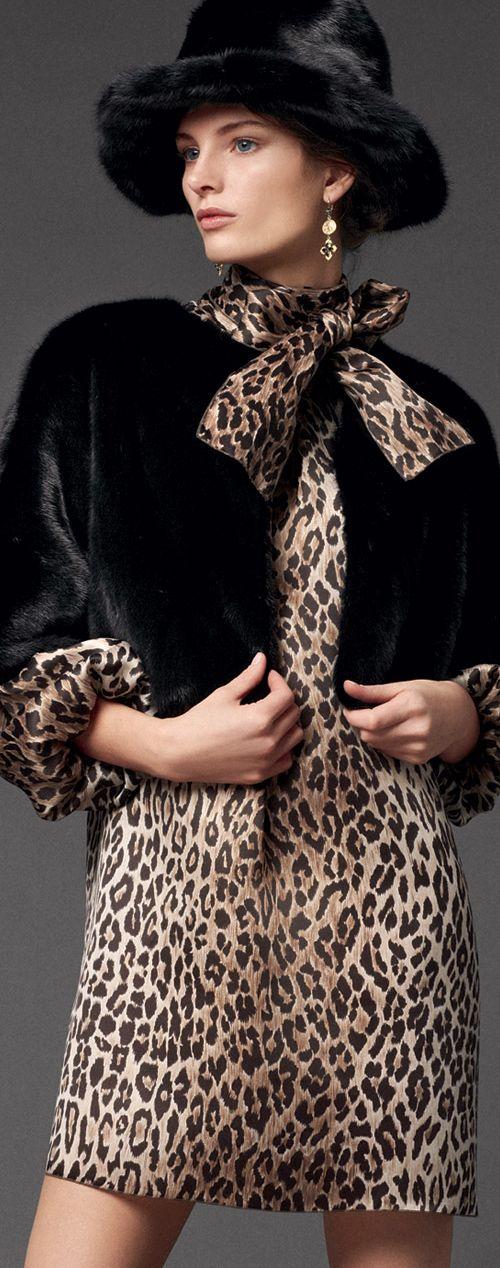 Dolce & Gabbana | Woman Collection F/W 2013➰