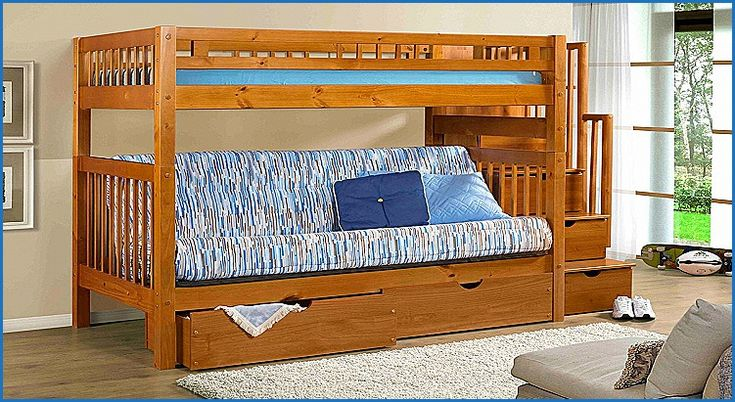 Awesome Bunk Bed with sofa On Bottom - http://countermoon.org/bunk-bed-with-sofa-on-bottom