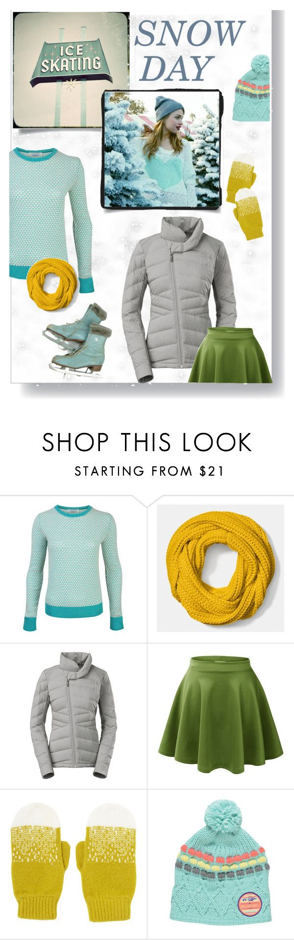 """Skater Style"" by the-kwas ❤ liked on Polyvore featuring moda, Coach, The North Face, Donna Wilson e Billabong"
