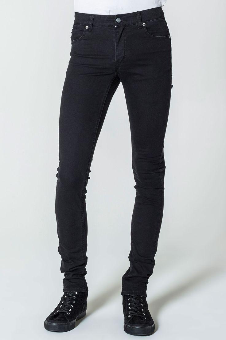 Tight Very Stretch Black Jeans