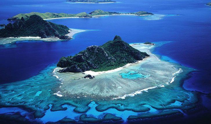 Galapagos Islands, just a hop skip and a jump from Ecuador, right?