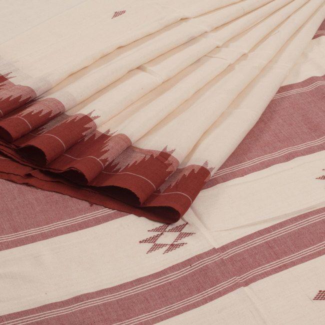 Vriksh Handwoven Kotpad Cotton Saree 10006909 - profile - AVISHYA.COM
