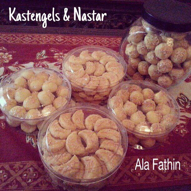 Cookies Lebaran Ala Fathin