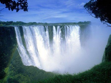 Victoria Falls - ZimbabweZimbabwe, Buckets Lists,  Dyke,  Dike, Favorite Places, Victoria Falls, Waterfall, Amazing Places, Water Fall