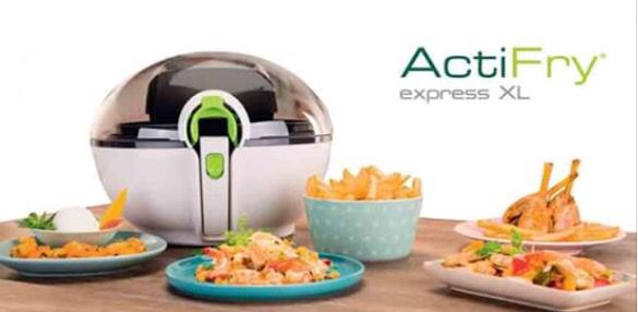 ActiFry Express XL from Tefal