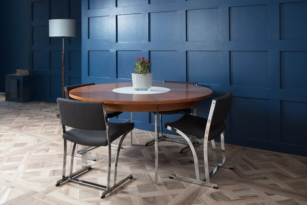 1960s Merrow Associates Table Designed By Richard Young | vinterior.co