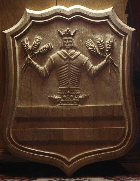 Coat of arms: Ung megye