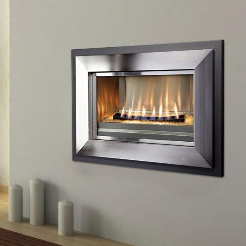 Lopi Gas Fireplace