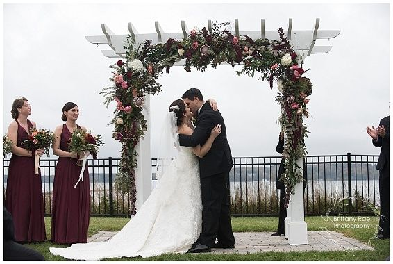 Fall Samoset Resort Wedding in Rockport Maine - Outdoor Fall Wedding - Maine Wedding Photographers, Brittany Rae Photography Florals by Coco Design Co.