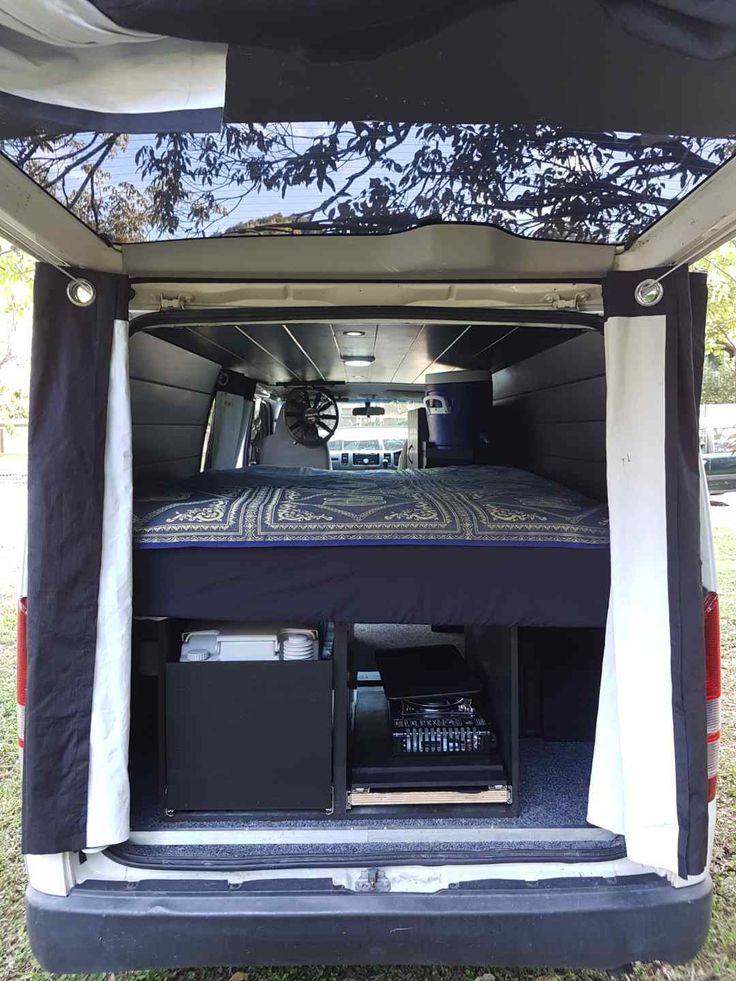 My Toyota Hiace Campervan Vanlife Vanlifediaries