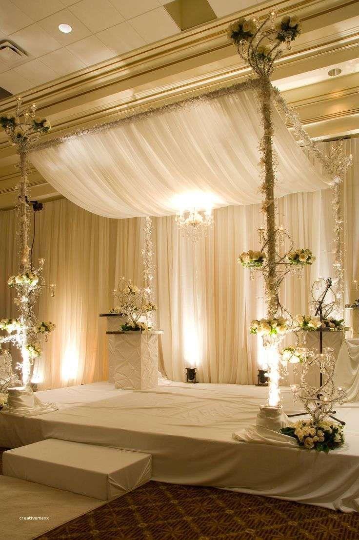 Elegant American Wedding Stage Decoration Wedding Stage