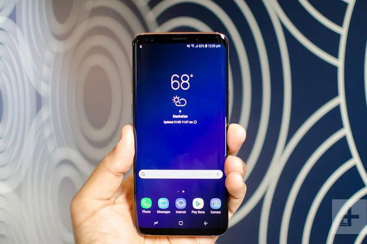 Galaxy S9 Plus Hands On Review Front Full Samsung Galaxy S9
