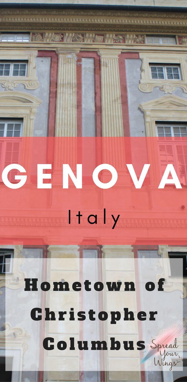A day in genova italy