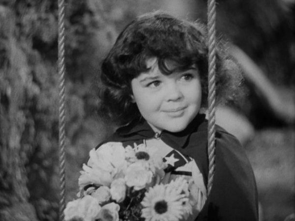 Darla Hood In The 1938 Little Rascals Episode Quot Party Fever