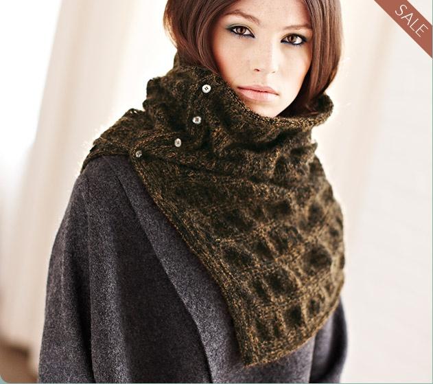 Oversized Merino Wool Scarf - TEST 2 by VIDA VIDA BxOe0
