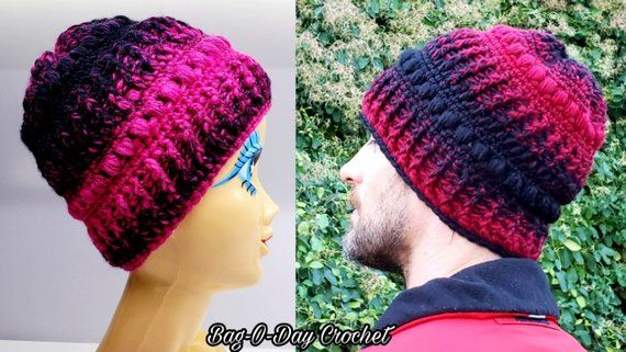 Pin On Crochet Hats