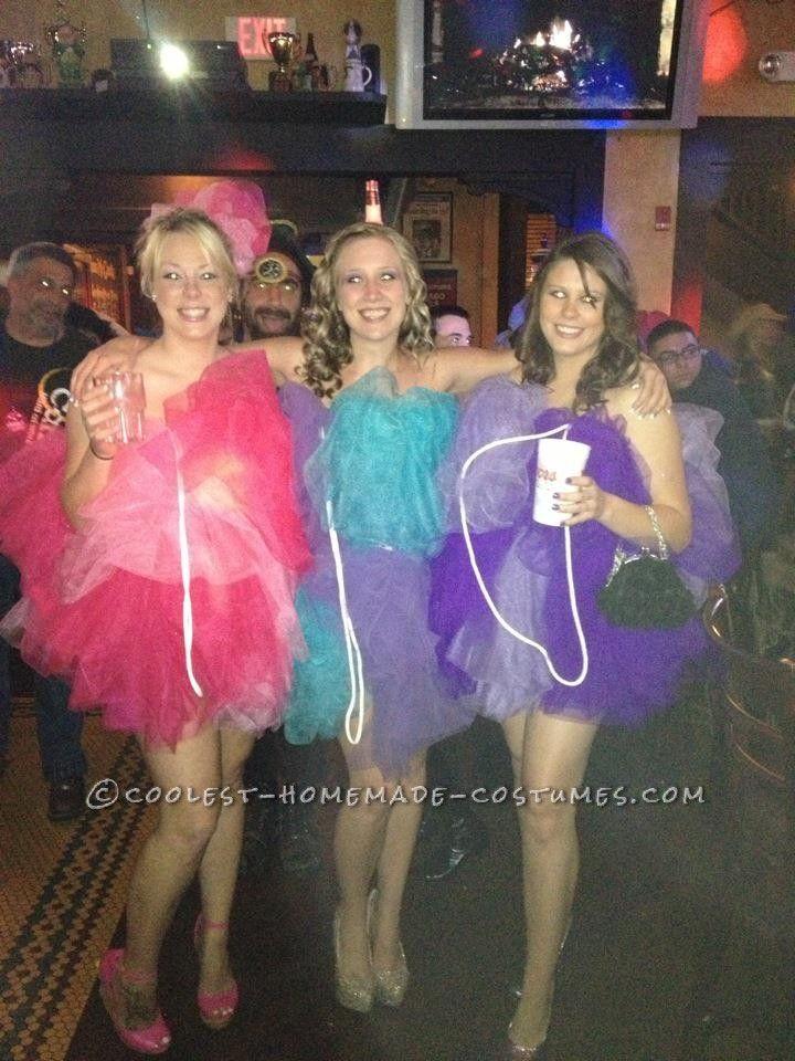 coolest bath loofah girls homemade halloween costumes - Bar Of Soap Halloween Costume