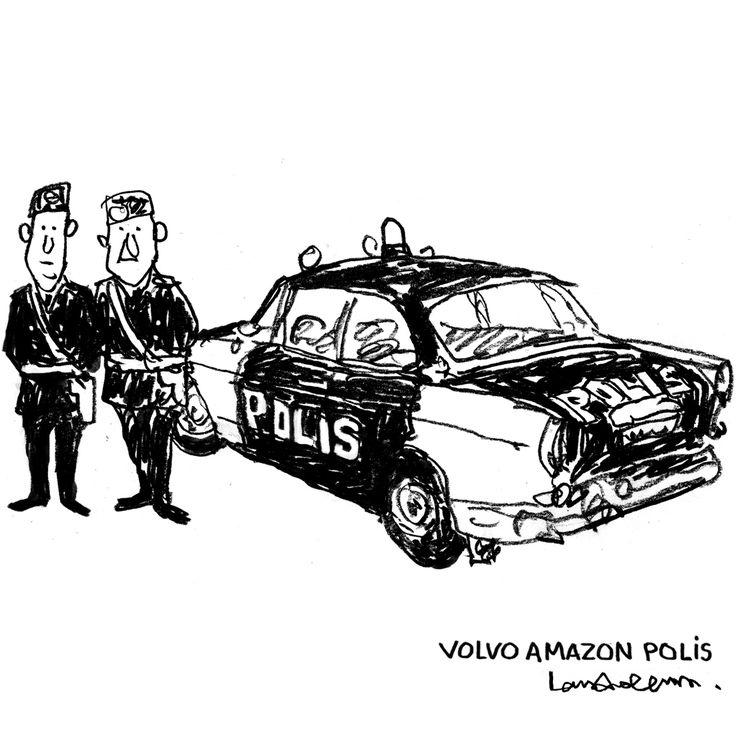 Volvo Polis. By Lars Andersen