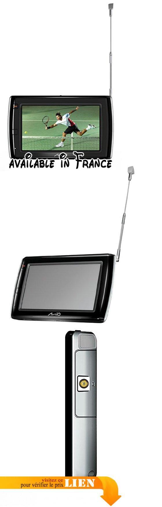 """Mio Spirit V575 TV GPS Europe Ecran Tactile 4,7"""" TMC IQ Routes. <b>Description du produit</b>: Mio - Spirit V575 TV. <b>Type de produit</b>: GPS Europe. <B>Ecran</B>: TFT 4,7 pouces. <B>Résolution</B>: 480 x 272 pixels. <B>Récepteur GPS</B>: SiRFprima rapide avec InstantFixII. <B>Processeur</b>: SiRF prima / 600 MHz. <B>Lecture de carte</b>: Micro SD. <B>Dimensions</b>: 87 x 145 x 16 mm. <B>Poids</b>: 220 g. <b>Garantie du fabricant</b>: 2 ans #GPS or Navigation System"""