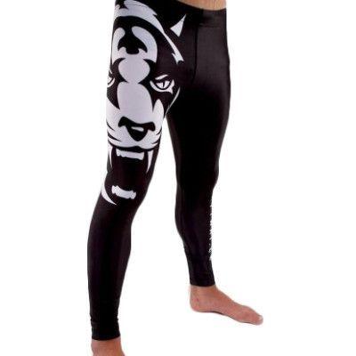 Men's MMA Boxing Tiger Breathable Sports Muay Thai Pants