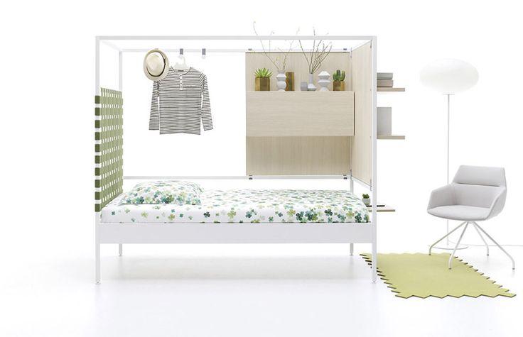 Recopilación de artículos disponibles para diseñar la cama con dosel Nook a tus necesidades.