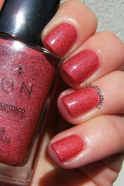 Avon Supernova cosmic holo smalto nail polish