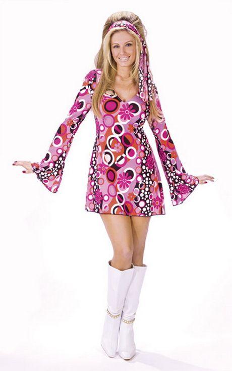60er Jahre Mode Damen Dresses Halloween Costumes Costumes