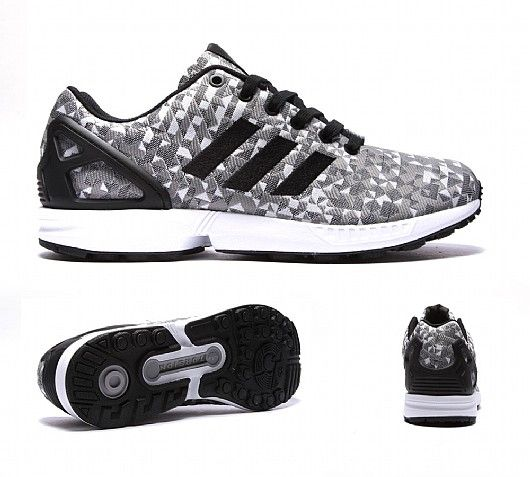 ZX Flux Weave Trainer. Adidas Originals ...