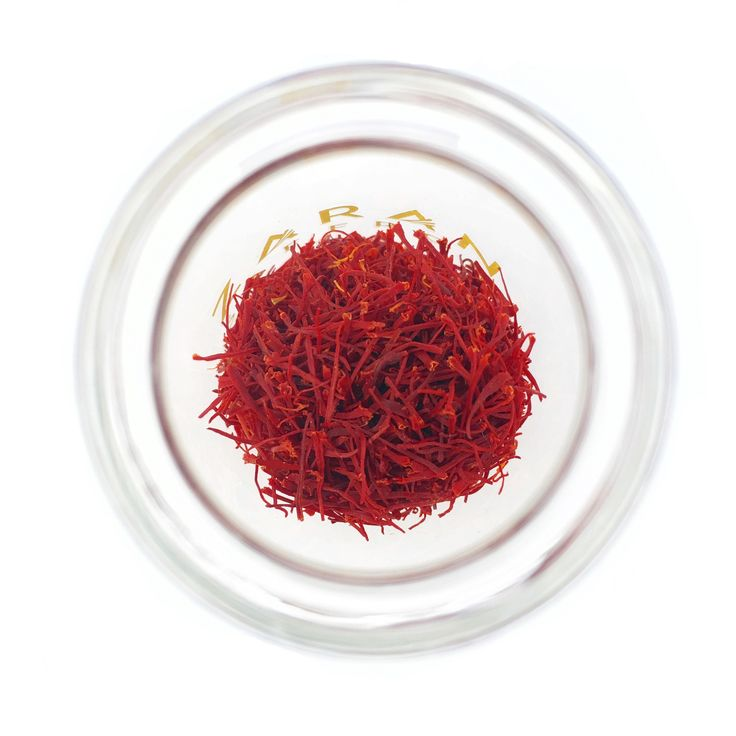 Saffron Spice. The King of Spices.
