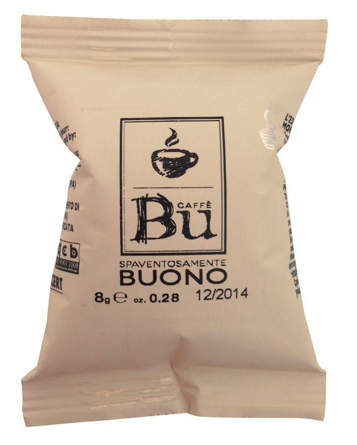 CAFFE BU - pack monodose cialda di caffè