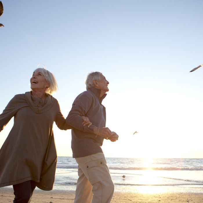 Old Age Couple Quotes: Walk With Me While I Age - Poem